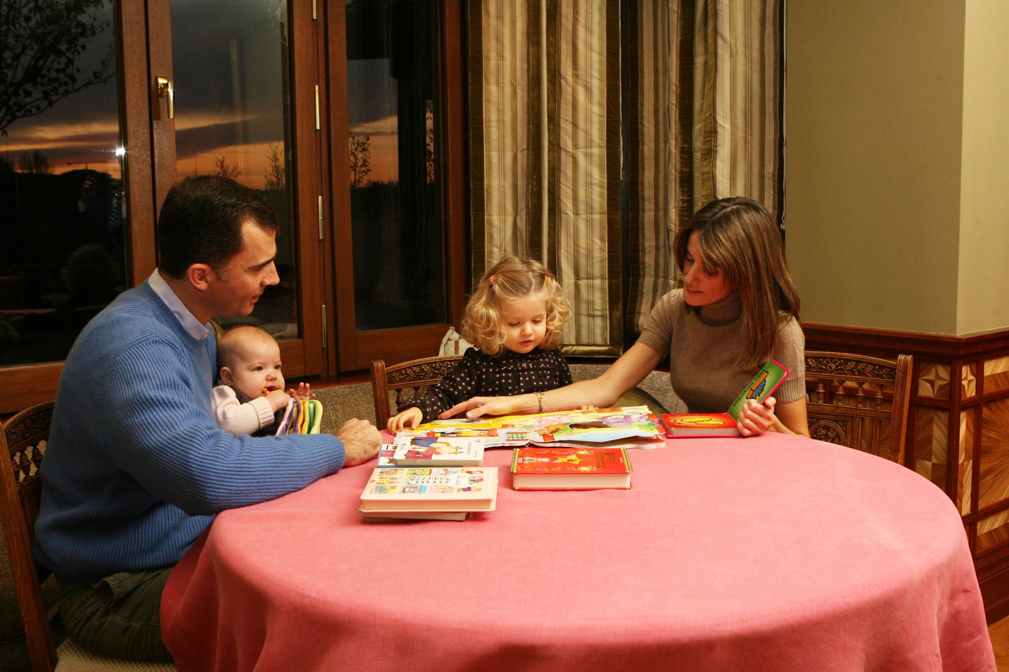 Espagne le prince h ritier felipe a 40 ans 5 - Mesa camilla moderna ...